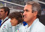 Pietro Ghedin, QF, Germany-Italy, Women's EURO 2009 in Finland, 09042009, Lahti Stadium.