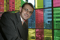 Montreal (QC) CANADA, 2005 file -Eric Boute, President, evenement Carriere 2005