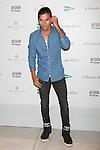 Julio Iglesias Jr. at Emidio Tucci fashion show in Madrid, Spain. July 07, 2015. (ALTERPHOTOS/Victor Blanco)