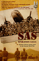 BNPS.co.uk (01202 558833)<br /> Pic: HannBooks/BNPS<br /> <br /> PICTURED: The front cover of SAS Operation Galia book by Robert Hann.<br /> <br /> Remarkable photos taken deep behind enemy lines by an SAS unit during a daring wartime operation have come to light on the 75th anniversary of the mission. <br />  <br /> The little-known Operation Galia on the 27th December 1944 involved just 33 SAS men hoodwinking the Nazis and their fascist allies into thinking a much greater force had landed behind them in Italy in December 1944.<br />  <br /> Adolf Hitler's forces had just launched a major surprise offensive in the Ardennes Forest in Belgium that became known as the Battle of the Bulge.<br /> <br /> Robert Hann, whose late father was SAS Paratrooper Stanley Hann, retraced his father's wartime experiences and part of his [father's] epic 80 mile long escape route through the Apennine mountains which the men took, to help him write the book 'SAS Operation Galia.'