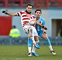Hamilton v Hearts 12th Feb 2011