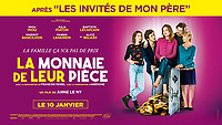 La monnaie de leur piece (2018)<br /> POSTER ART<br /> *Filmstill - Editorial Use Only*<br /> CAP/KFS<br /> Image supplied by Capital Pictures