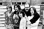 Thunderclap Newman 1969 Speedy Keen, Jimmy McCulluch,Andy Newman,James Pitman-Avery, Jack McCulloch<br /> &copy; Chris Walter