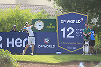 Thomas Detry (BEL) during the preview to the DP World Tour Championship, Jumeirah Golf Estates, Dubai, United Arab Emirates. 19/11/2019<br /> Picture: Golffile | Fran Caffrey<br /> <br /> <br /> All photo usage must carry mandatory copyright credit (© Golffile | Fran Caffrey)