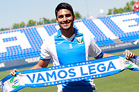 CD Leganes' new player Mauro Dos Santos.
