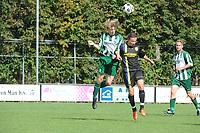 VOETBAL: JOURE: Sportpark de Hege Simmerdyk, 2017, SC Joure zondag - LVV Friesland bekerduel, uitslag 1-1, ©foto Martin de Jong
