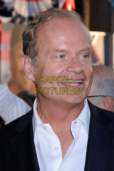 "KELSEY GRAMMER.""Swing Vote"" Los Angeles Premiere at the El Capitan Theatre,Hollywood, California, USA..July 24th, 2008.headshot portrait .CAP/ADM/BP.©Byron Purvis/AdMedia/Capital Pictures."