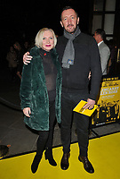 Ali Ineson and Ralph Ineson at the &quot;Glengarry Glen Ross&quot; press night, Playhouse Theatre, Northumberland Avenue, London, England, UK, on Thursday 09 November 2017.<br /> CAP/CAN<br /> &copy;CAN/Capital Pictures