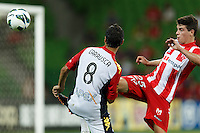 A-League - 2012 - Rd24 - Heart v Adelaide