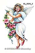 Interlitho, CHRISTMAS CHILDREN, WEIHNACHTEN KINDER, NAVIDAD NIÑOS, paintings+++++,KL6020/3,#xk# nostalgic,retro, angel,