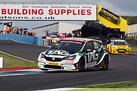 Round 8 of the 2018 British Touring Car Championship.  #18 Senna Proctor. Power Maxed Racing. Vauxhall Astra