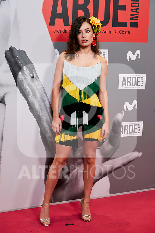 Anna Castillo attends to ARDE Madrid premiere at Callao City Lights cinema in Madrid, Spain. November 07, 2018. (ALTERPHOTOS/A. Perez Meca)