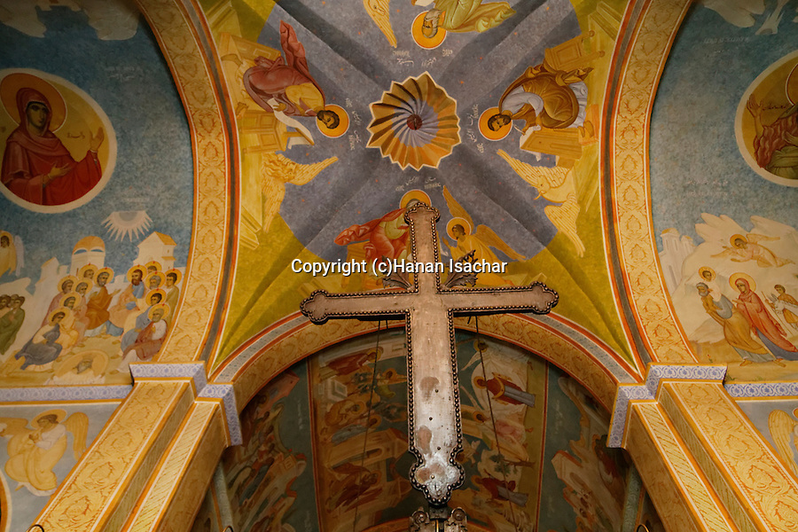 Israel, Nazareth, the Greek Orthodox Church of the Annunciation, the Church of St. Gabriel