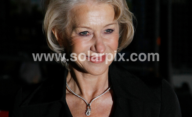 "**ALL ROUND PICTURES FROM SOLARPIX.COM**.**WORLDWIDE SYNDICATION RIGHTS**.Arrivals at the UK premiere of ""The Last Station"" at The Curzon Mayfair in London on Tuesday 26 January 2010.This pic:   Helen Mirren.JOB REF:  10551    LNJ     DATE:   26.01.10.**MUST CREDIT SOLARPIX.COM OR DOUBLE FEE WILL BE CHARGED**.**MUST NOTIFY SOLARPIX OF ONLINE USAGE**.**CALL US ON: +34 952 811 768 or LOW RATE FROM UK 0844 617 7637**"