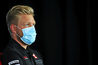 16th July 2020, Hungaroring, Budapest, Hungary; F1 Grand Prix of Hungary, drivers arrival and track inspection day;  20 Kevin Magnussen DEN, Haas F1 Team