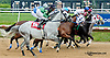 Today's Man winning at Delaware Park on 8/3/13