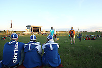 22nd World Scout Jamboree, Sweden 2011.