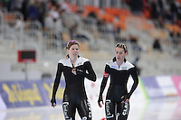 SPEEDSKATING: SOCHI: Adler Arena, 24-03-2013, Essent ISU World Championship Single Distances, Day 4, Team Pursuit Ladies, © Martin de Jong