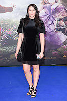 "Kat Shoob<br /> at the premiere of ""Alice Through the Looking Glass"" held at the Odeon Leicester Square, London<br /> <br /> <br /> ©Ash Knotek  D3117  10/05/2016"