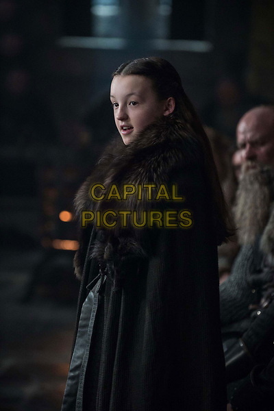 Bella Ramsey<br /> &quot;Game of Thrones&quot; season 7<br /> *Editorial Use Only*<br /> CAP/PLF<br /> Supplied by Capital Pictures