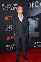 LOS ANGELES, CA. October 22, 2018: Greg Kinnear at the season 6 premiere for &quot;House of Cards&quot; at the Directors Guild Theatre.<br /> Picture: Paul Smith/Featureflash