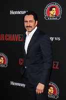 """Demian Bichir<br /> at the """"Cesar Chavez"""" Los Angeles Premiere, TCL Chinese Theater, Hollywood, CA 03-20-14<br /> David Edwards/DailyCeleb.Com 818-249-4998"""