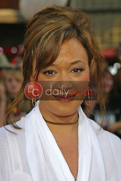 """Leah Remini<br /> at the """"War of the Worlds"""" Los Angeles Premiere, Chinese Theater, Hollywood, CA 06-27-05<br /> David Edwards/DailyCeleb.Com 818-249-4998"""