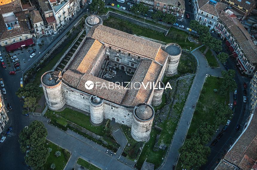 Castello Ursino, Catania