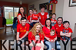 Kerry parents are hoping to raise funds and awareness about Congenital Heart Defect (CHD) and have planned a number of fundraisers in the coming months. Pictured were: Gillian O'Donoghue with baby Ella, Jenny Pye with Sadie O'Donovan, Sinead Malone Walker with Oisin, Sinead O'Connor with her son Sean Dowling, Sonya Doyle with Ciarán and Sharon Brosnan with Dylan.