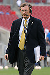 15 March 2008: CONCACAF's General Coordinator for the game Thom Meredith. The United States U-23 Men's National Team defeated the Honduras U-23 Men's National Team 1-0 at Raymond James Stadium in Tampa, FL in a Group A game during the 2008 CONCACAF's Men's Olympic Qualifying Tournament.
