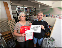 Stamped Out - 224 year old Post Office in Charmouth closes.