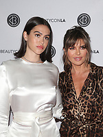 10 August 2019 - Los Angeles, California - Amelia Gray Hamlin, Lisa Rinna. Beautycon Festival Los Angeles 2019 - Day 1 held at Los Angeles Convention Center.  <br /> CAP/ADM/FS<br /> ©FS/ADM/Capital Pictures