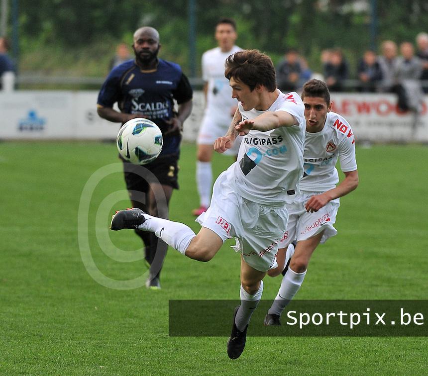 KV Kortrijk - SV Kortrijk : Benito Raman<br /> foto VDB / Bart Vandenbroucke