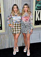 "LOS ANGELES, USA. August 06, 2019: Allie Kaplan & Lexi Kaplan at the premiere of ""The Kitchen"" at the TCL Chinese Theatre.<br /> Picture: Paul Smith/Featureflash"