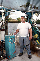 Murvin Gaspard (985) 637-6356.5th generation Shrimper..I'm just frustrated at the situation. We're struggling - we've been hit by so many things. Last year was a record Low Volume - This was supposed to be a new beginning - looked to be a good year...My whole life is wrapped up in this. I have 20k invested in this season - and now it might be gone...gageandevinshrimp.com..The region has been preparing for the growing oil spill in the Gulf of Mexico after the Deepwater Horizon disaster.