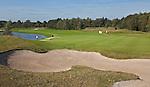DEN DOLDER - Golfsocieteit De Lage Vuursche, hole 7.  FOTO KOEN SUYK