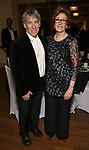 Stephen Schwartz and Pamela Singleton attends the Gingold Theatrical Group's Golden Shamrock Gala at 3 West Club on March 16, 2019 in New York City.