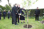 Celebrations and Time Capsule burial  for Scoile Mhuire Fatima..Photo: Fran Caffrey/www.newsfile.ie..