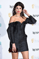 LONDON, UK. February 09, 2019: Ruby Bhogal arriving for the 2019 BAFTA Film Awards Nominees Party at Kensington Palace, London.<br /> Picture: Steve Vas/Featureflash
