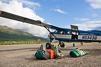 Coyote Air de Havilland Beaver bush plane.