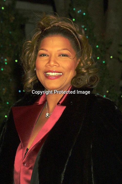 © 2003 AURA BLANDINO/HUTCHINS PHOTO.2002 NATIONAL BOARD OF REVIEWS AWARDS.TARVEN ON THE GREEN. NEW YORK,  NY,  1/14/03...QUEEN LATIFAH