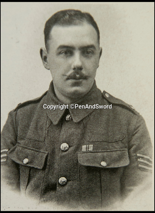 BNPS.co.uk (01202 558833)<br /> Pic: PenAndSword/BNPS<br /> <br /> Claude Theodore Church &ndash; Claude was a footman, serving in the Royal Mews at Buckingham Palace, he died on 9th September 1916.<br /> <br /> Faces finally put to the lost souls of the Western Front...<br /> <br /> A dedicated couple have spent 10 years tracking down the family histories of some of the 72,000 British troops still 'missing' from the Somme.<br /> <br /> Ken and Pam Linge from Northumberland have spent 10 years researching the thousands of British soldiers who were lost during the ill-fated offensive of 1916, and have finally put faces to some of the names engraved in history.<br /> <br /> They have also revealed the fascinating stories and diverse backgrounds behind some of the men who are listed on Lutyen's famous Thiepval Memorial in France as having no known grave.<br /> <br /> Their work has resulted in a new book titled 'Missing But Not Forgotten' that documents 230 of these men.