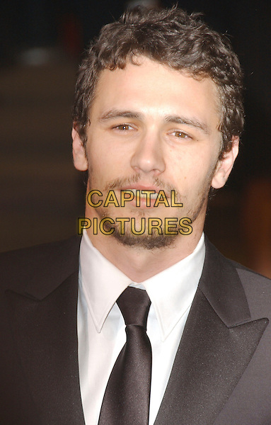 JAMES FRANCO.The 2007 Vanity Fair Oscar Party Hosted by Graydon Carter held at Morton's, West Hollywood, California, USA, 25 February 2007..oscars portrait headshot beard.CAP/ADM/GB.©Gary Boas/AdMedia/Capital Pictures.