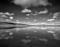 M00422M.tiff   Reflection of clouds on Chickahominy reservoir, Oregon