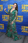 Chilina Kennedy attends the Broadway Opening Night performance for 'Come From Away' at the Gerald Schoenfeld Theatre on March 12, 2017 in New York City.