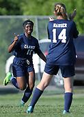 Lamphere at Clawson, Girls Varsity Soccer, 05/22/17
