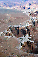SOUTHWESTERN GEOLOGICAL FORMATIONS<br /> Canyonlands National Park, Utah