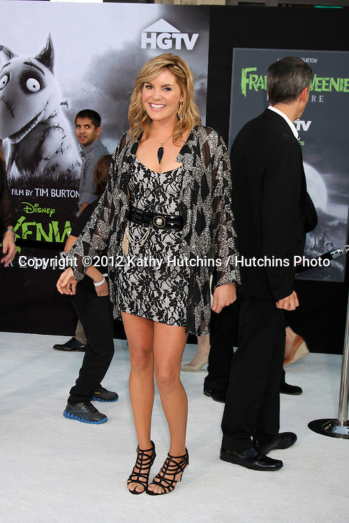 """LOS ANGELES - SEP 24:  Grace Potter arrives at the """"Frankenweenie"""" Premiere at El Capitan Theater on September 24, 2012 in Los Angeles, CA"""