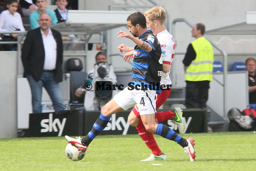 Nils Teixeira (FSV) - FSV Frankfurt vs. FC Energie Cottbus, Frankfurter Volksbank Stadion