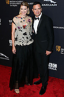 BEVERLY HILLS, CA, USA - OCTOBER 30: Sunrise Coigney, Mark Ruffalo arrive at the 2014 BAFTA Los Angeles Jaguar Britannia Awards Presented By BBC America And United Airlines held at The Beverly Hilton Hotel on October 30, 2014 in Beverly Hills, California, United States. (Photo by Xavier Collin/Celebrity Monitor)